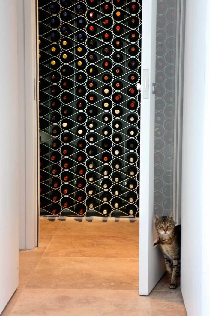 Wine Racks For Custom Cellars Wine Rack For Bespoke Kitchens Modular Wine Storage