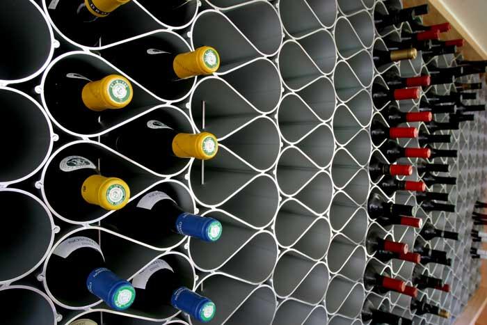 Echelon Wine Racks in Joinery
