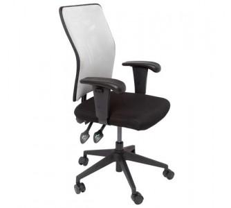 Mesh-Chair-BN100-Silver