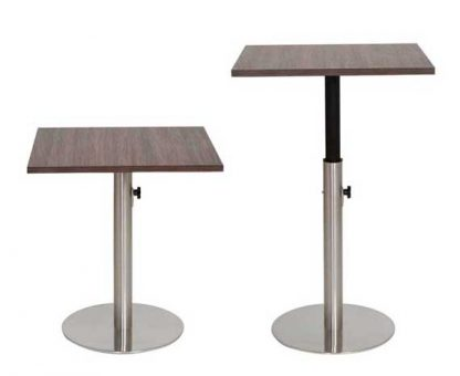 Table Base Height Adjustable