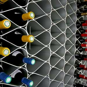 architectural fixtures wine cellar racking