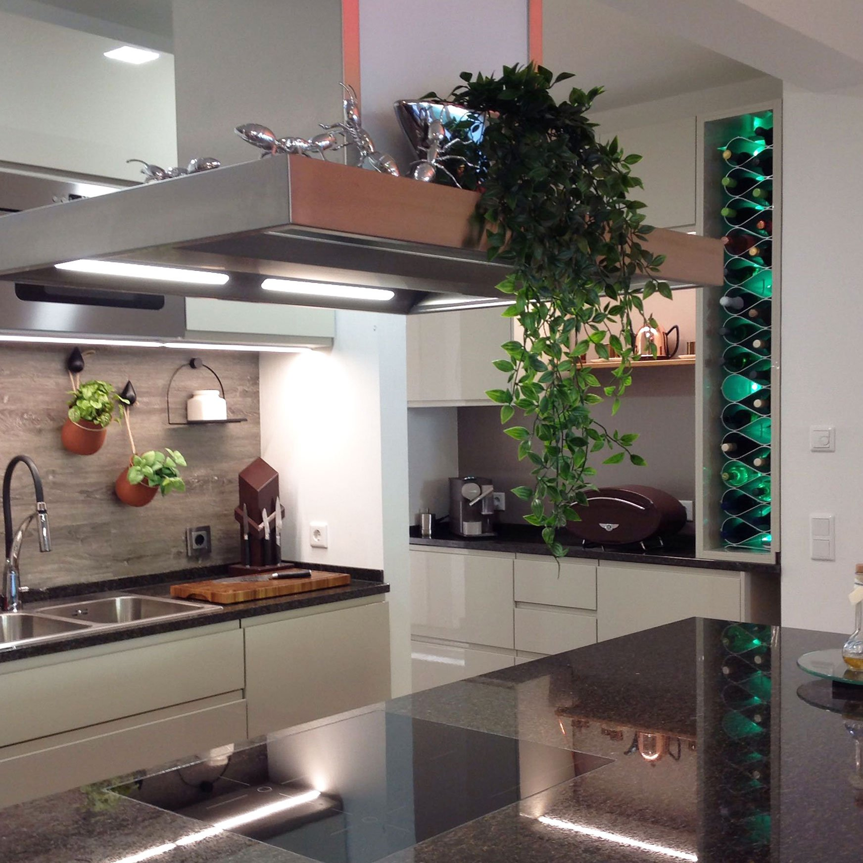 Wine Racks for Custom Kitchens & Cellars | Wine Rack ...