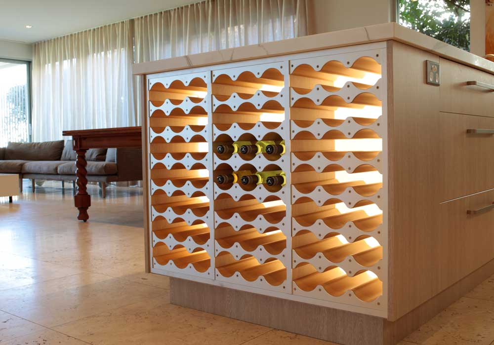 Wine Rack Inserts For Kitchen Cabinet Wood And Metal Wine Rack Backlit